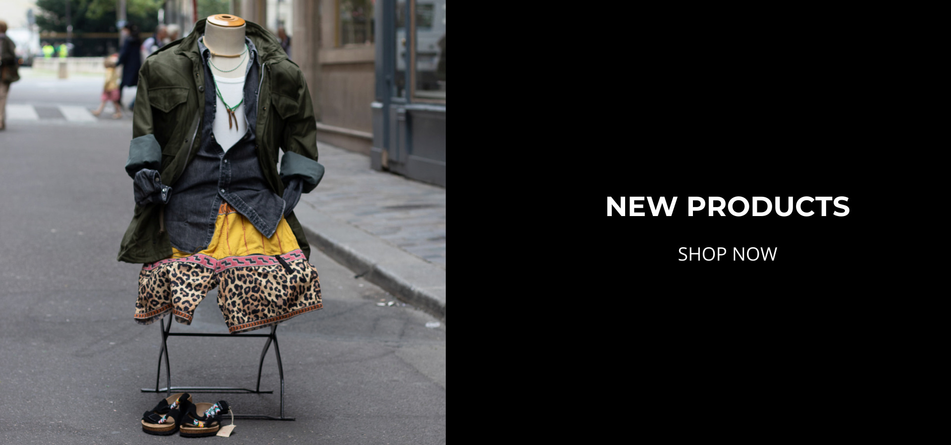 new products ss21
